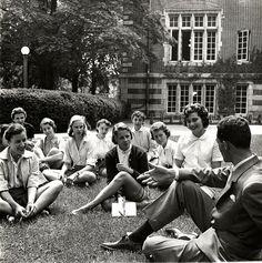 1958 outdoor class