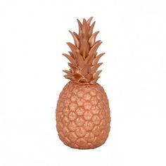 Comprar Pineapple lamp gold