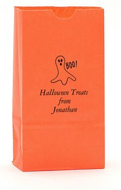 Fright Night Paper Bags