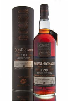 Glendronach 1993 / 19 Year Old / Cask 26 / UK Exclusive The third UK exclusive from GlenDronach distillery is finally here, and it looks like they have released yet another superb tasting dram. Single cask 26, a 19 year old single malt whisky, laid to rest in 1993 in a Pedro Ximenez sherry butt before being bottled in 2012. http://www.abbeywhisky.com/glendronach-1993-19-year-old-single-cask-26-uk-exclusive.html#