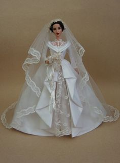 Elizabeth Taylor in Father of the Bride #The Elizabeth Taylor Collection #Celebrities #Timeless Treasures from Mattel 2000