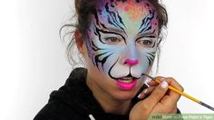 How to Face Paint a Tiger: 13 Steps (with Pictures) - wikiHow