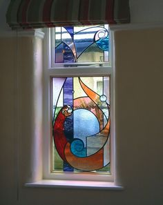 Stained glass portfolio - examples of work by Dave Griffin
