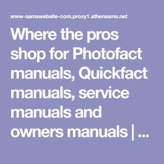 Click on image to download toyota highlander service repair where the pros shop for photofact manuals quickfact manuals service manuals and owners manuals fandeluxe Images