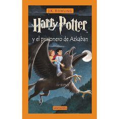 Harry Potter y el Prisionero de Azkabán - J.K. Rowling