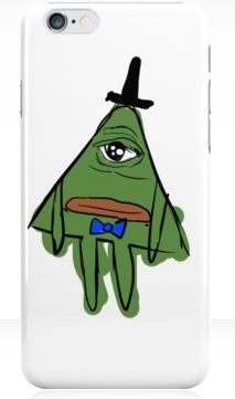 triangle pepe merch
