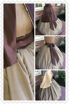 3 piece reversible Civil War Cape Set at Cumberlandriversutlery.com