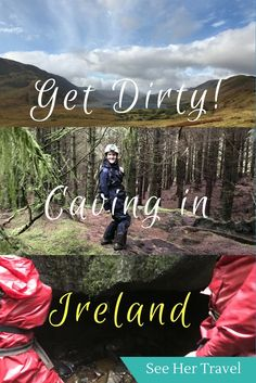 Canyoning and Caving in Ireland | Adventure travel in ireland | caving in ireland | Fun things to do in galway | Cliffs of moher | ireland travel tips | day tours in galway | what to do in galway | adventure tourism in ireland | galway travel tips | galway travel blog | #galway #ireland #irelandtravel #irelandtraveltips