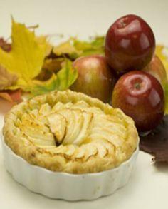 Tarte aux pommes alsacienne pour 4 personnes - Recettes Elle à Table