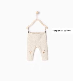 Organic cotton leggings from Zara - $13