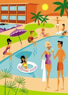 Palm Springs Weekend!