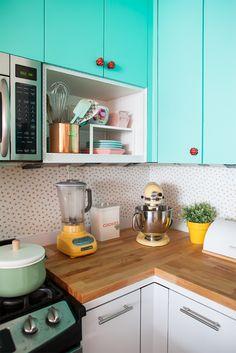 4 maneiras de renovar os armários da cozinha - Casinha Arrumada