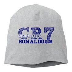 Cristiano Ronaldo Portugal 2016 Logo Beanie Skull Cap