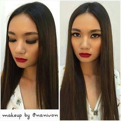 Event Client I PJ Aranador for Caritas Margins Fashion Show Makeup I @nanivon Hair I @geordelf  Special Thanks To I @leaancheta   #makeup #makeupartist  #makeupartistmanila #makeupbynanivon #makeupclient #makeupartistmakati #hourglass #makeupartistphilippines #makeupgeek #maccosmeticsph #lipstick #russianred #ririwoo #byscosmeticsph #kiehls #stila #vov #suesh #luxola #zoeva #realtechniques #hairstyle #beauty #models #manila #philippines #kryolan #nananvillalba #muaph