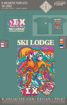 Sigma Chi Ski Lodge Event Shirt | Fraternity Event | Greek Event #sigmachi #machi #sx #skilodge Sigma Chi, Greek Life, Mixers, Fraternity, Ski, Events, Shirts, Skiing, Dress Shirts