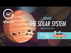 Solar System 360 Degree Tour! - YouTube