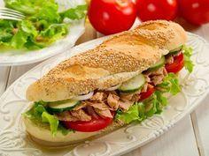 Diyet Ton Balıklı Sandviç #balık #sandviç #diyet http://www.nefisdiyetyemekleri.com/ton-balikli-sandevic/