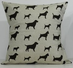 ***I can make our own throw pillows, just need to find some fabric! Shop  milkandcookiesCanada