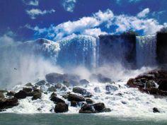 The Falls of Niagara