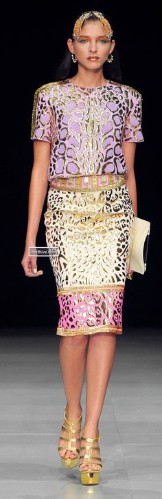 Manish Arora Spring Summer 2014 Collection ♡ most exquisite wow ♡