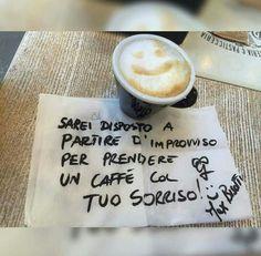 Un buongiorno a tutti con il... SORRISO!!  @madeineventi #madeineventi