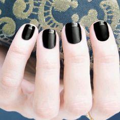Flat black n gloss