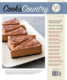 Cook's Country #60 Dec/Jan 2015