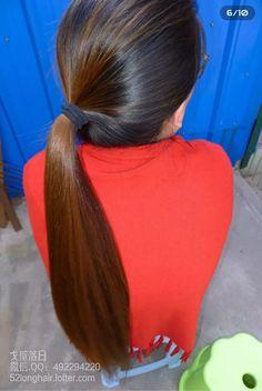 Beautiful Long Hair, Ponytail, Cool Hairstyles, Remedies, Hair Cuts, Video Full, Long Hair Styles, Beauty, Fashion