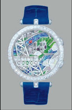Van Cleef & Arpels - Complications Poétiques - Lady Arpels Poetic Wish.