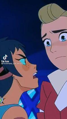 Credits: headempty_just_korra on TikTok Cartoon Edits, Cartoon Tv, Anime Wallpaper Live, She Ra Princess Of Power, Best Series, Legend Of Korra, The Villain, Lesbians, The Last Airbender