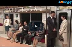 A Real Fun of Japan in Train. Really funny video reflecting reality generally occur in trains. #funnypeople #japanesefunnyvideo