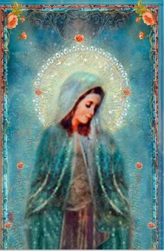 Virgen Mary