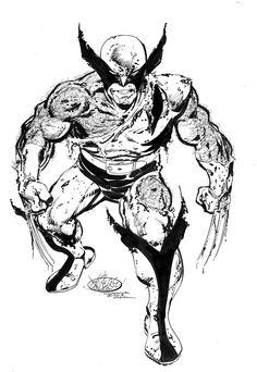 John Byrne fait les commissions... - Page 245 - Buzz Comics, le forum qui regarde passer les events, les crossovers, les reboots et qui aboie