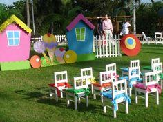 FIESTA INFANTIL Classroom Wall Decor, Classroom Walls, Playroom, Kids Play Area, Kids Room, Class Decoration, Spa Party, Kindergarten Classroom, Room Themes