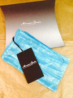 Blue Arty Batik by Maureen Clarke Barcelona