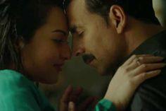 Once Upon a Time in Mumbai Dobara Stills & Pics. Sonakshi Sinha & Akshay Kumar stills from the movie