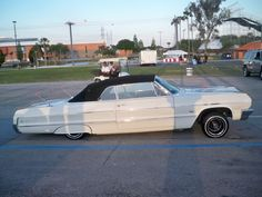 Park it like a LOWRIDER!