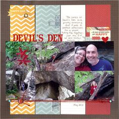 Scrapbook.com Layout Projects: 5 or more