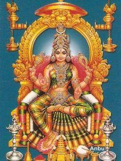 From My Shadows Rose The Goddess Bhuvaneshwari – Magical Goddess Creations