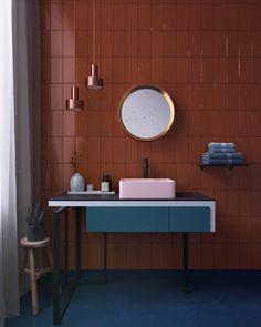 Beste Badezimmer Fliesen Ideen Best Bathroom Tile Ideas Top 6 bathrooms Shower beautiful bathrooms Modern Bathrooms That Modern Bathroom Tile, Boho Bathroom, Bathroom Floor Tiles, Minimalist Bathroom, Bathroom Colors, Bathroom Interior Design, Shower Tiles, Tile Floor, Bathroom Ideas