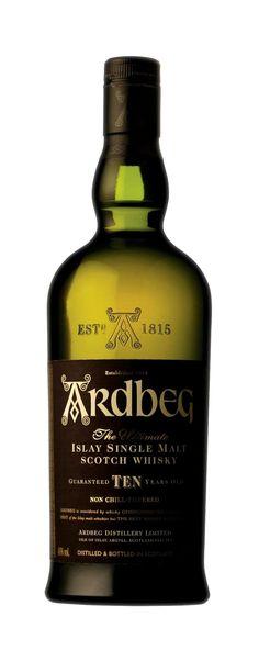 Ardbeg #scotch #whisky (10 éves)