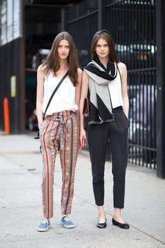 ac09708f2f4e3 58 meilleures images du tableau pantalon taille haute   Casual wear ...