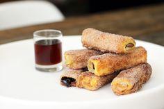 French Toast Roll Ups | Lilyshop Blog by Jessie Jane