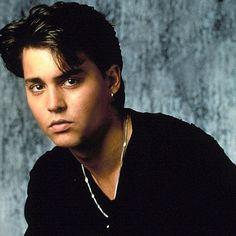 Johnny Depp young 21Jumpstreet days