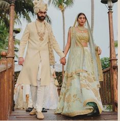 Meet Maya Varadaraj a Sabyasachi bride. Sherwani For Men Wedding, Wedding Dresses Men Indian, Wedding Dress Men, Indian Bridal Fashion, Indian Weddings, Wedding Shoot, Groom Outfit, Groom Dress, Indiana
