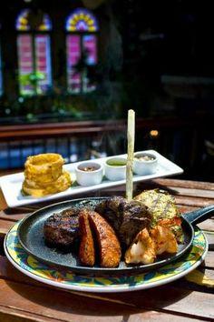 Restaurante - El Gaucho - Marbella