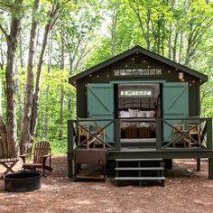 Camp cottage
