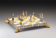 Ten Luxury Chess Sets Who Only Rich People Can Afford
