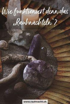 Jede Rauhnacht steht für ein bestimmtes Grundthema, in das man eintauchen darf. Grundsätzlich laden dich die Rauhnächte dazu ein, still zu werden, um in deinen heiligen Raum einzutreten und deiner Intuition lauschen zu können. Die Zeit zwischen den Jahr Intuition, Beautiful Soup, Celtic Art, Feeling Happy, Yoga Meditation, Healer, Witchcraft, Celebrities, Magic