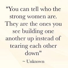 Love this quote about women